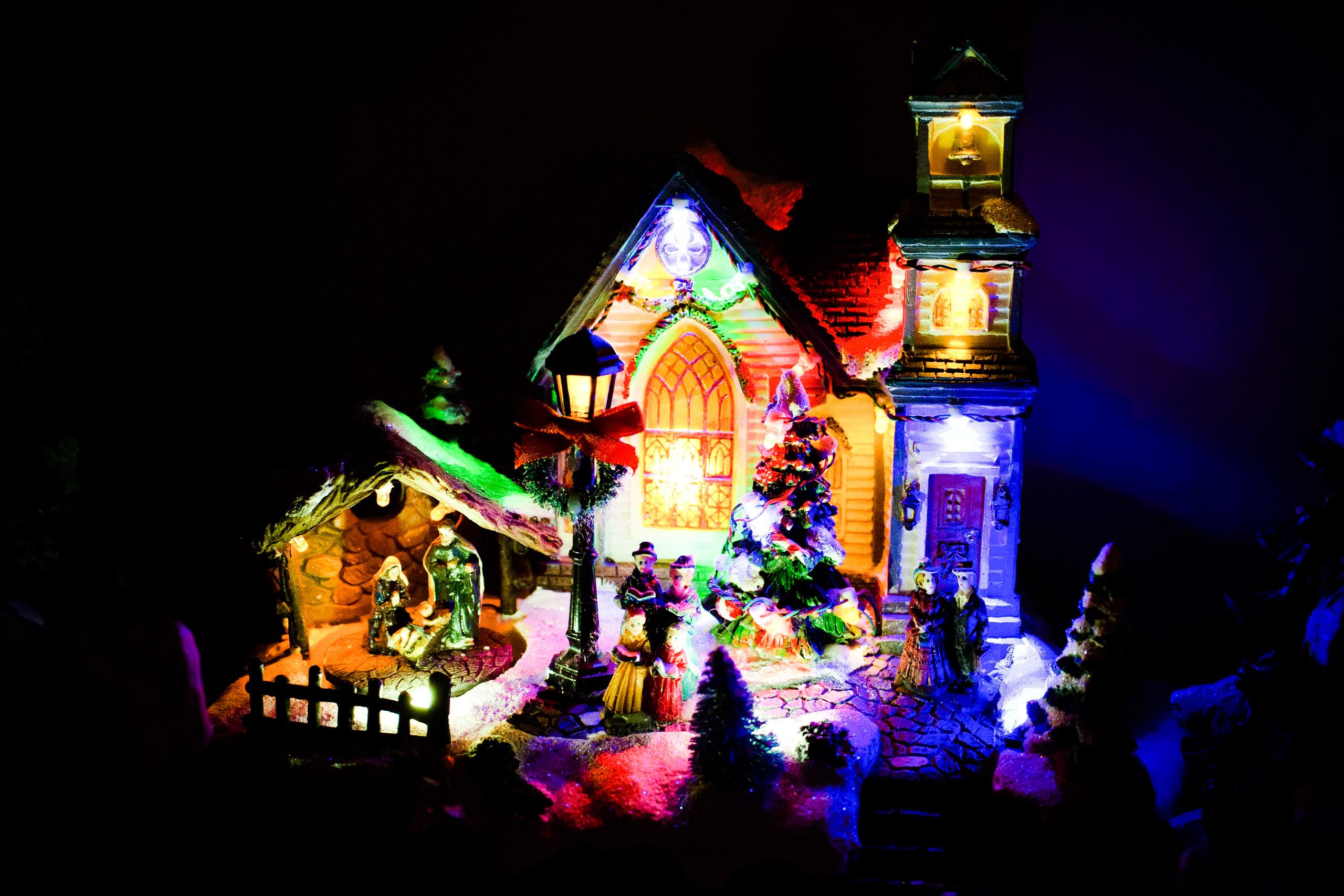 Weihnachten im Mini-Format